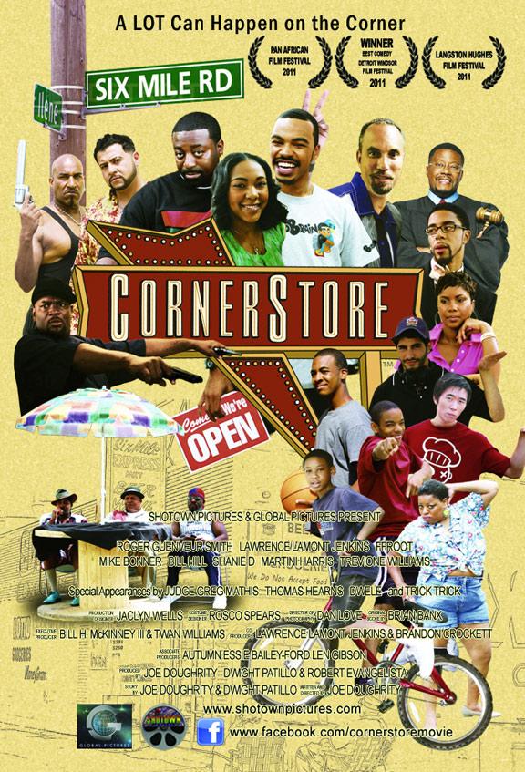 CornerStore Poster #1