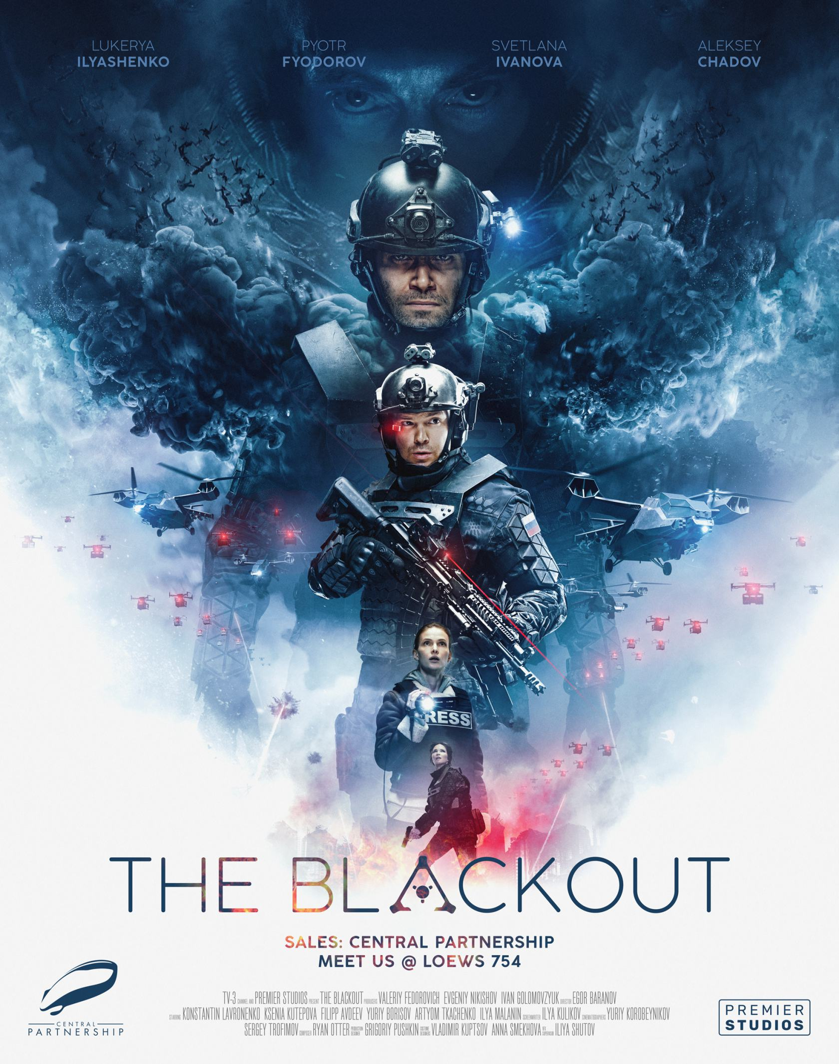 The Blackout Poster #1