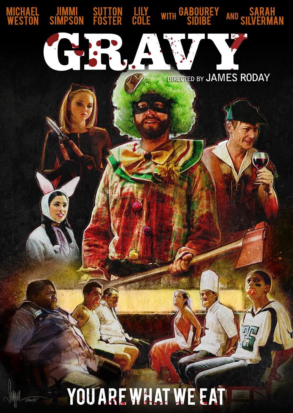Gravy Poster #1