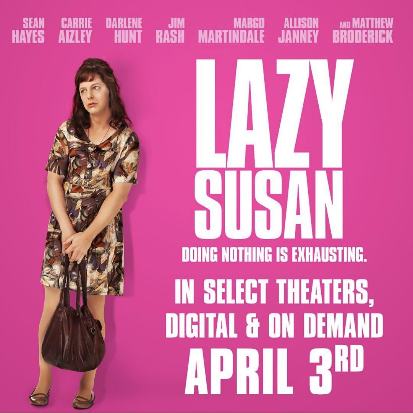 Lazy Susan Poster #1
