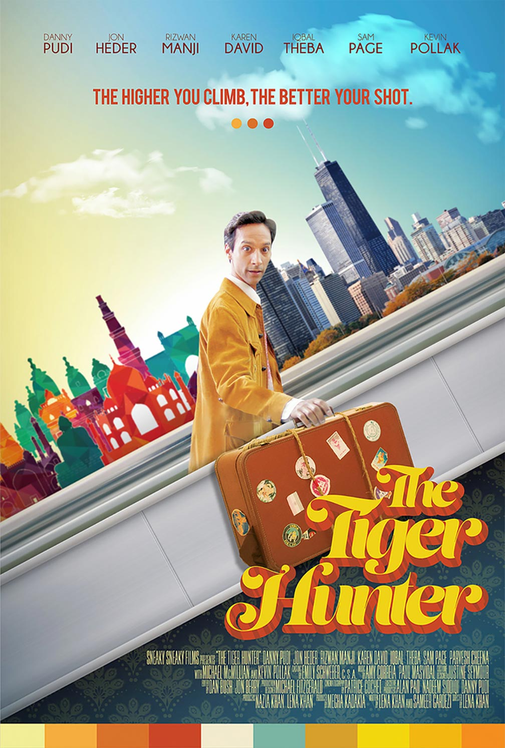 The Tiger Hunter Poster #1