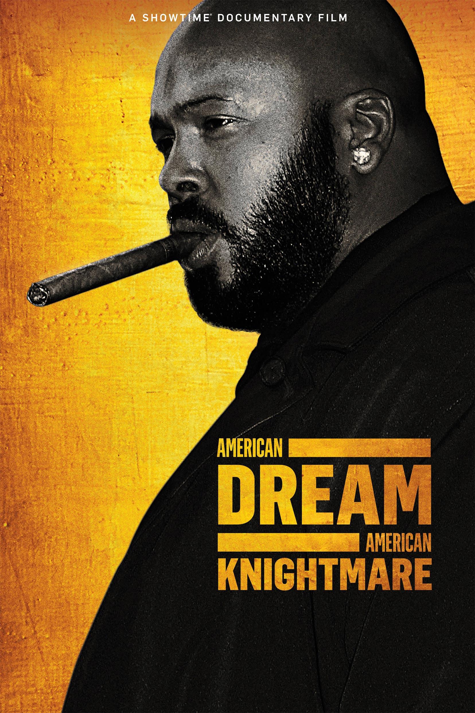 American Dream/American Knightmare Poster #1