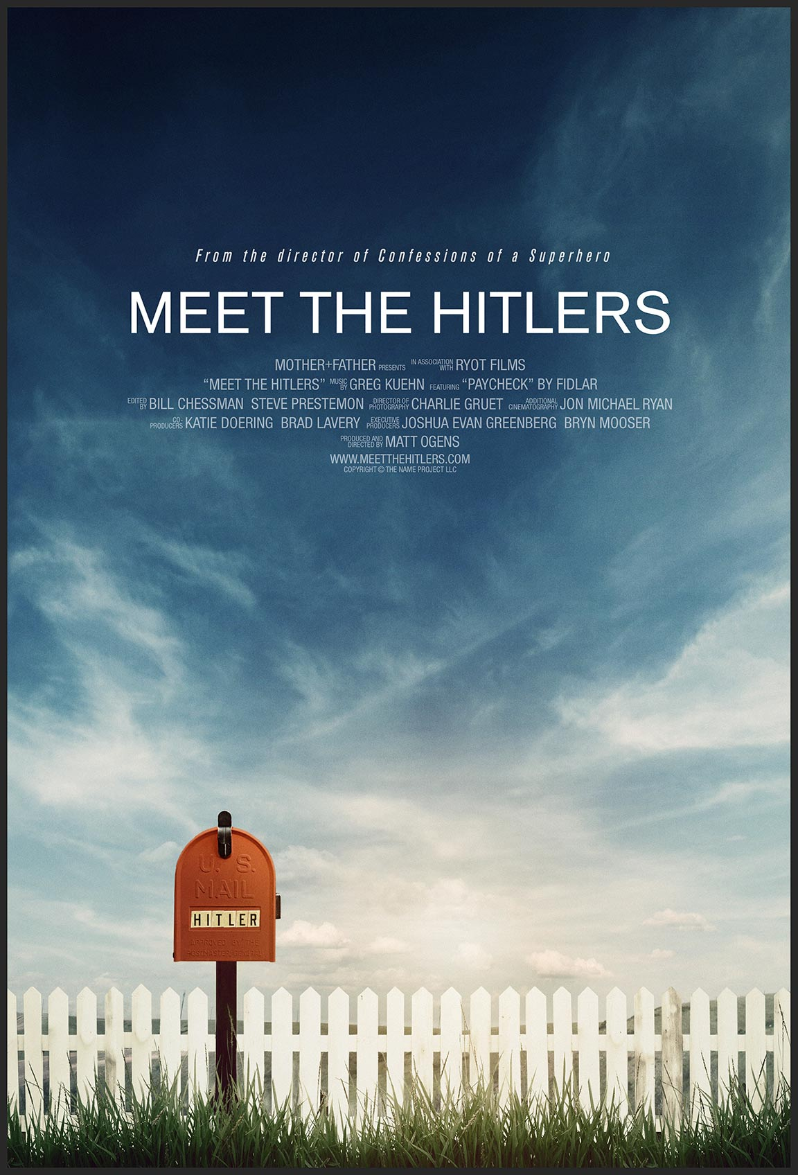 Meet the Hitlers Poster #1