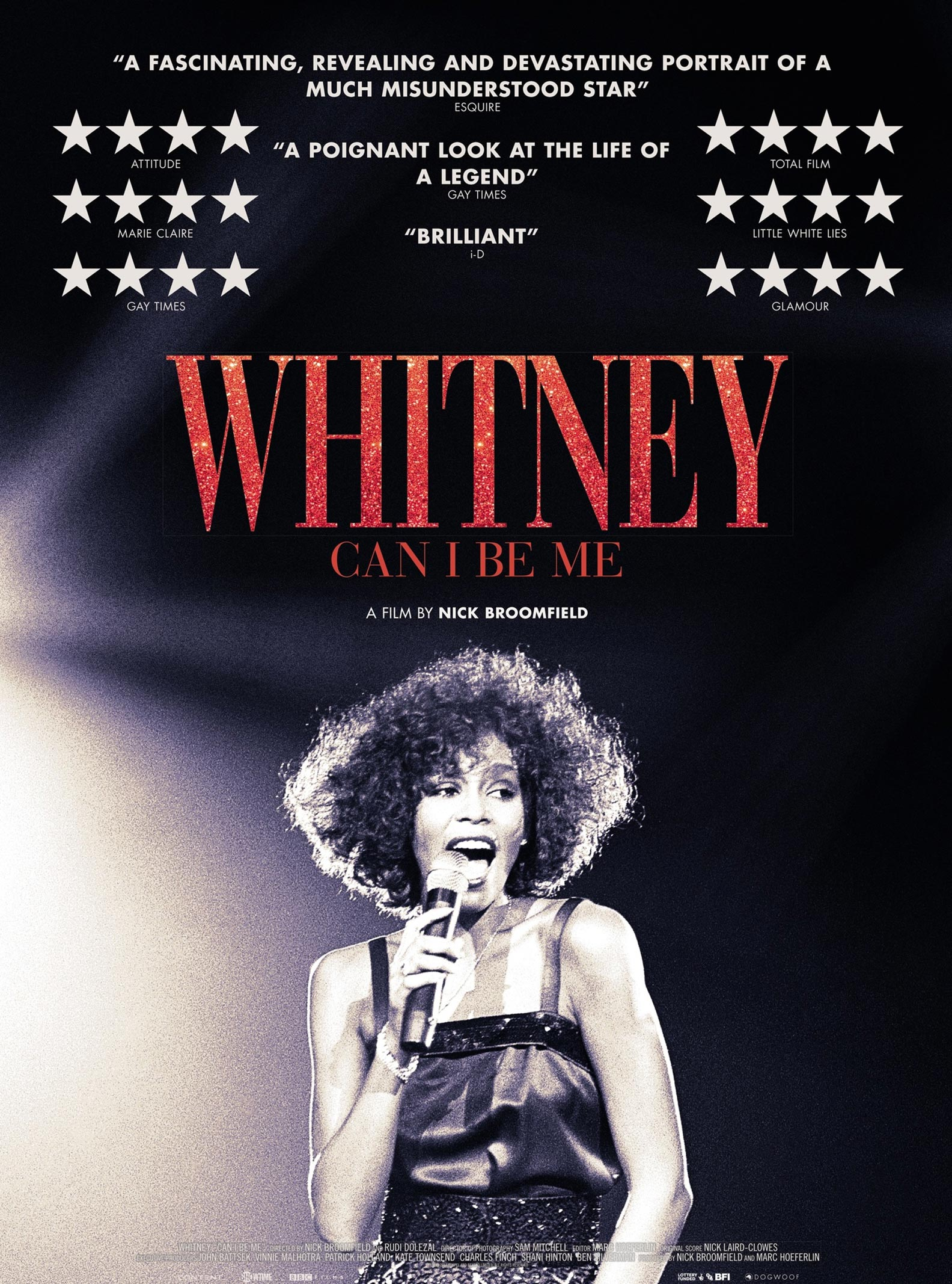 Whitney: Can I Be Me Poster #1