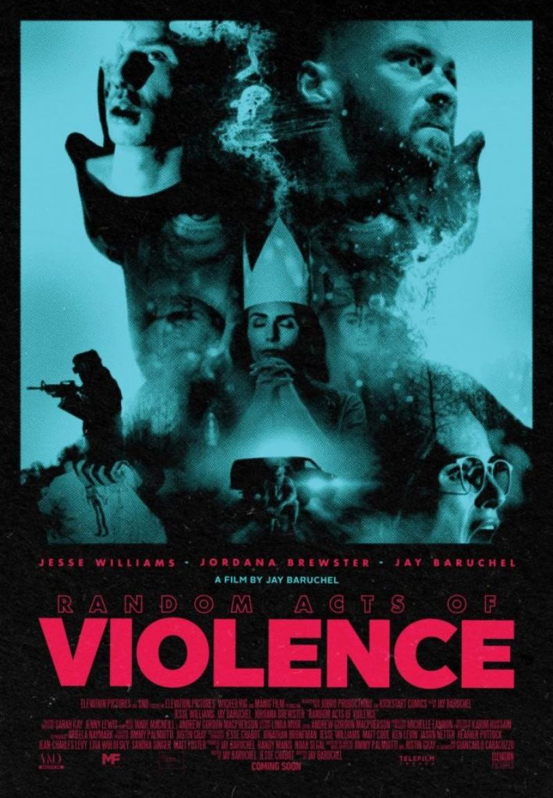 Random Acts of Violence Poster #1