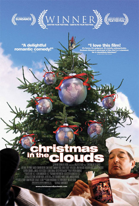 Christmas in the Clouds Poster #1