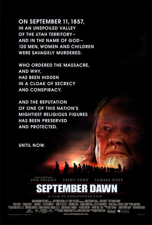 September Dawn Poster #1