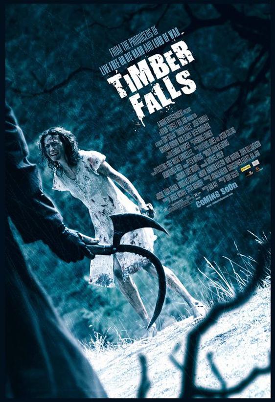 Timber Falls Poster #1