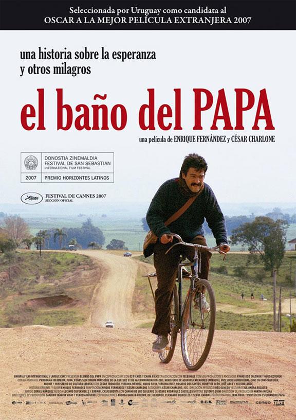 El Baño del Papa Poster #1