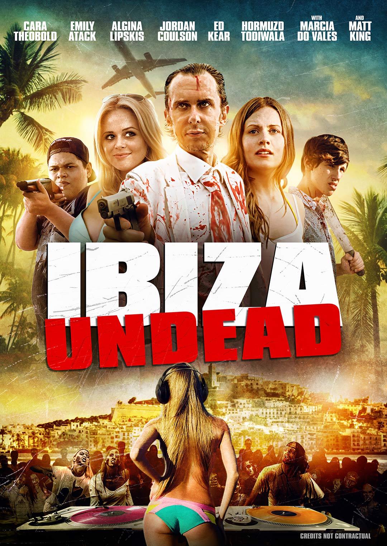 Ibiza Undead Poster #1