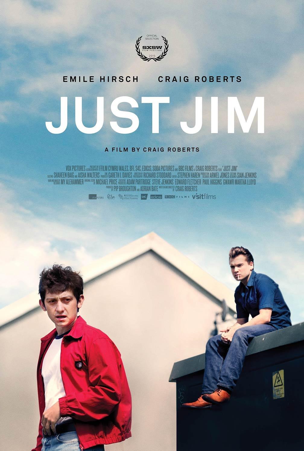 Just Jim Poster #1