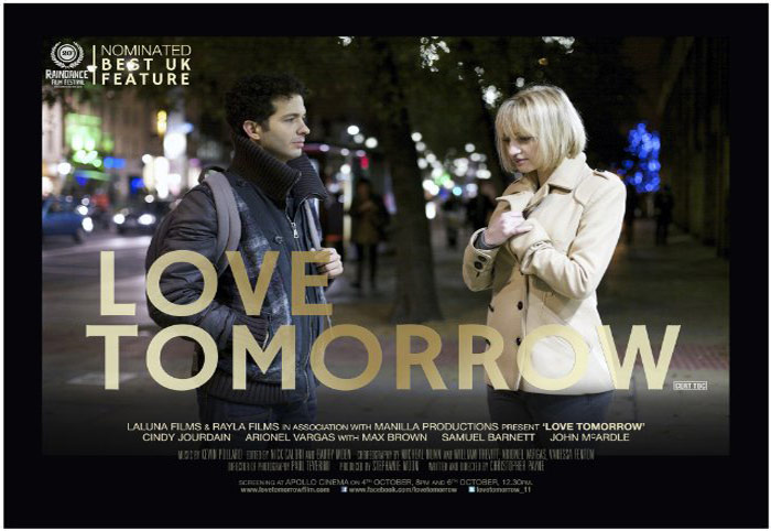 Love Tomorrow Poster #1