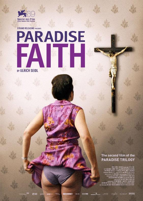 Paradise: Faith (Paradies: Glaube) Poster #1