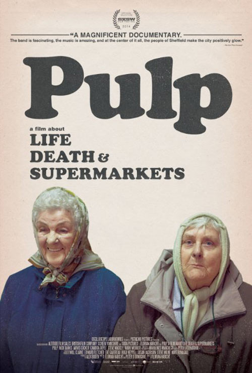 Pulp: a Film About Life, Death & Supermarkets Poster #1