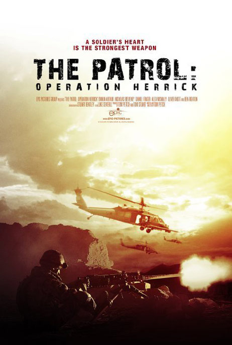 The Patrol Poster #1