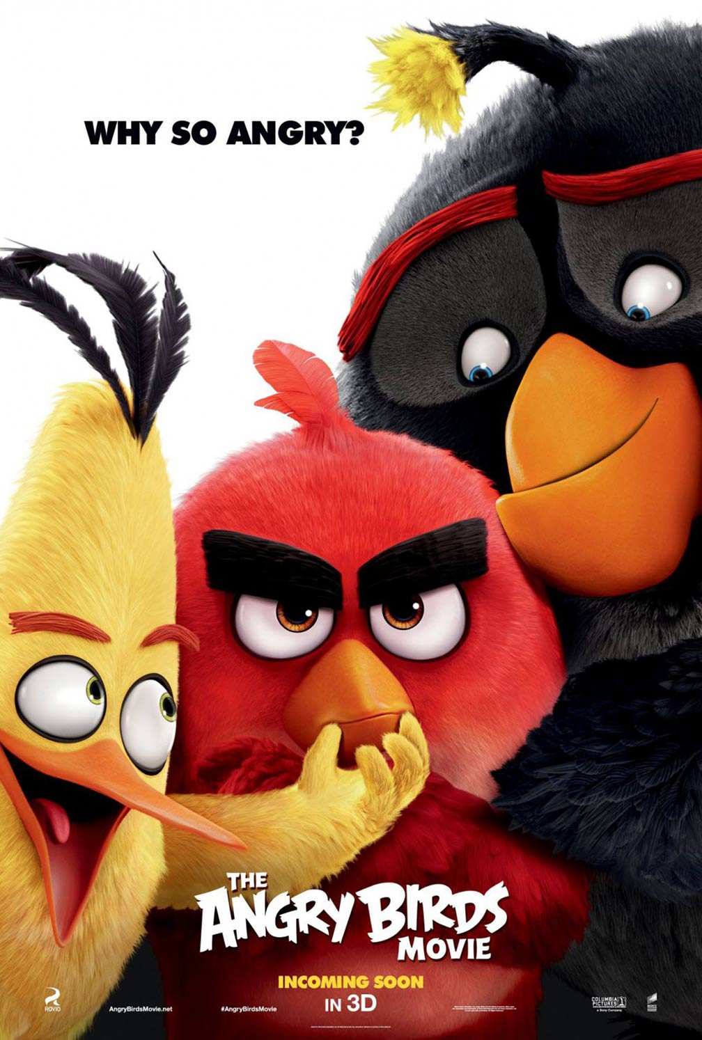Angry Birds Poster #2