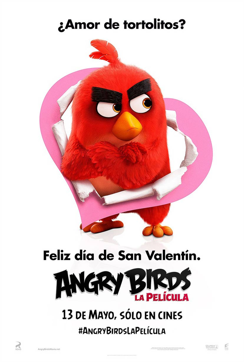 Angry Birds Poster #3
