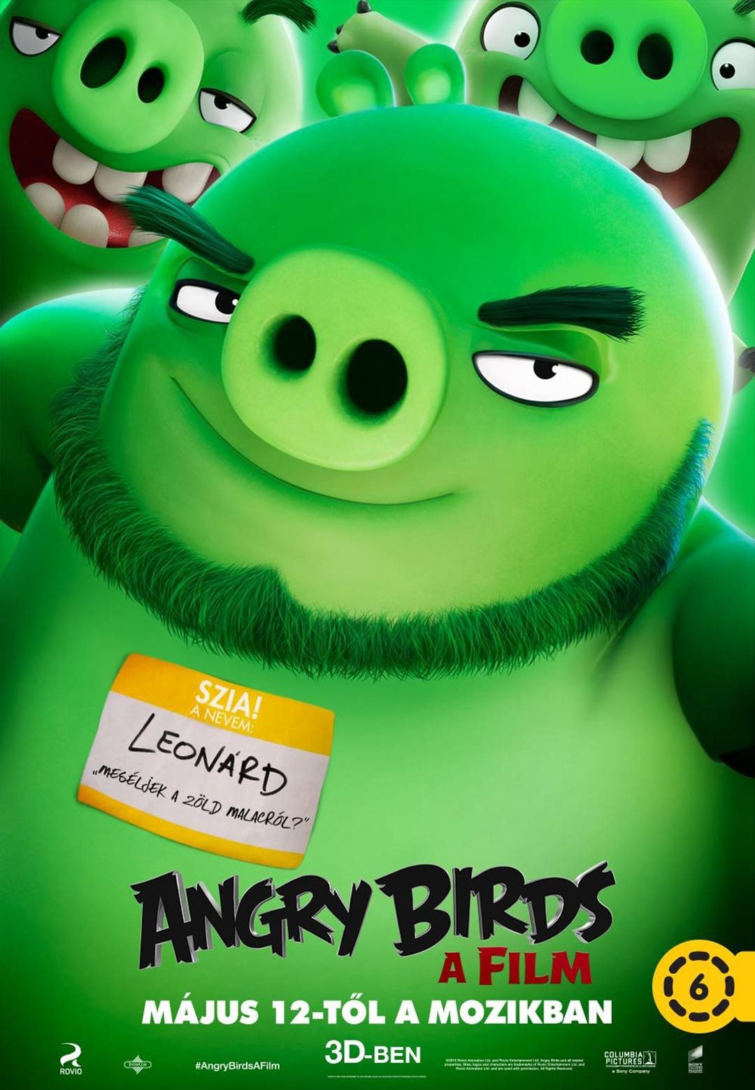 Angry Birds Poster #4