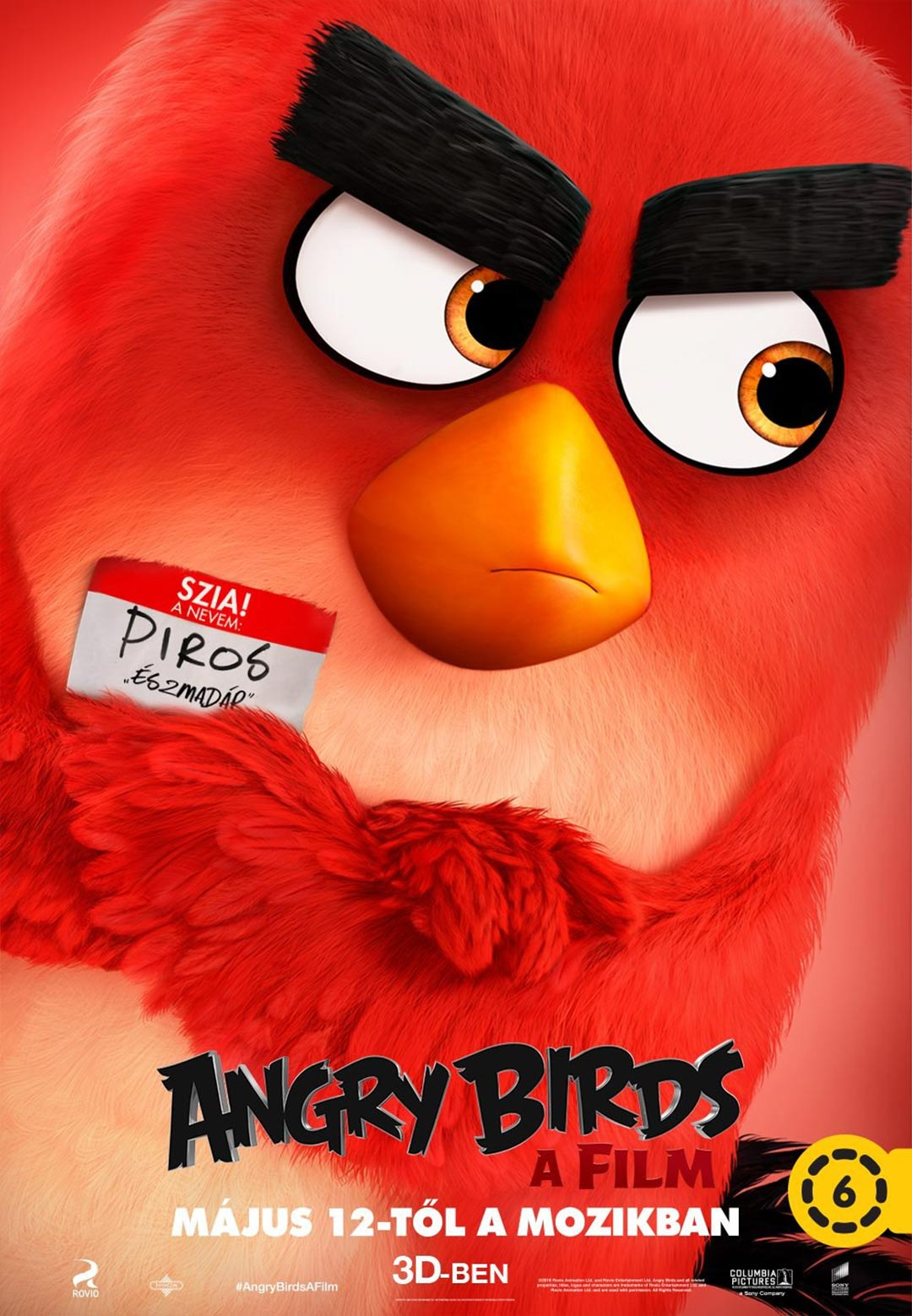angry birds  2016  poster  1