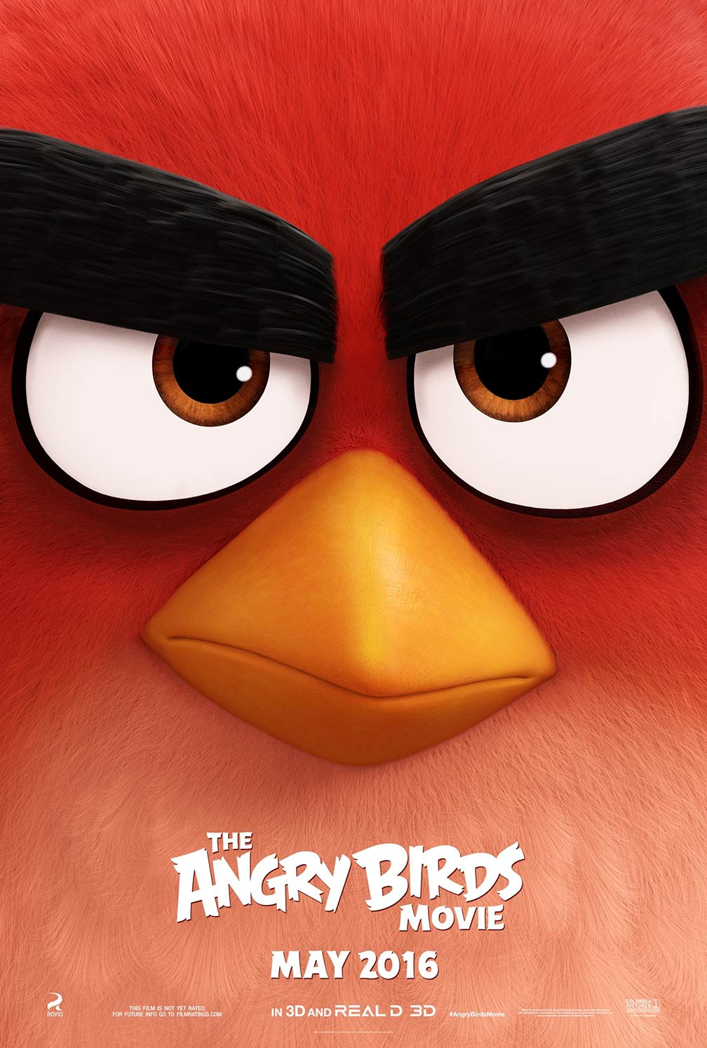 Angry Birds Poster #1