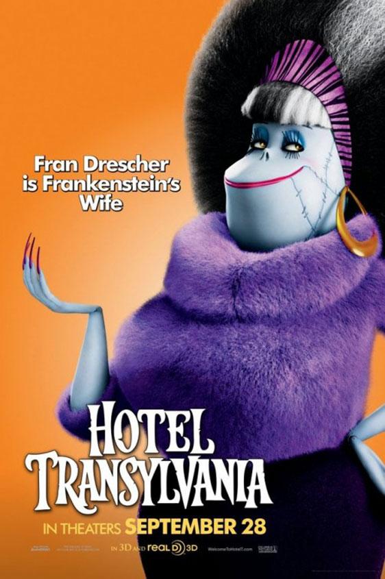 Hotel Transylvania Poster #13