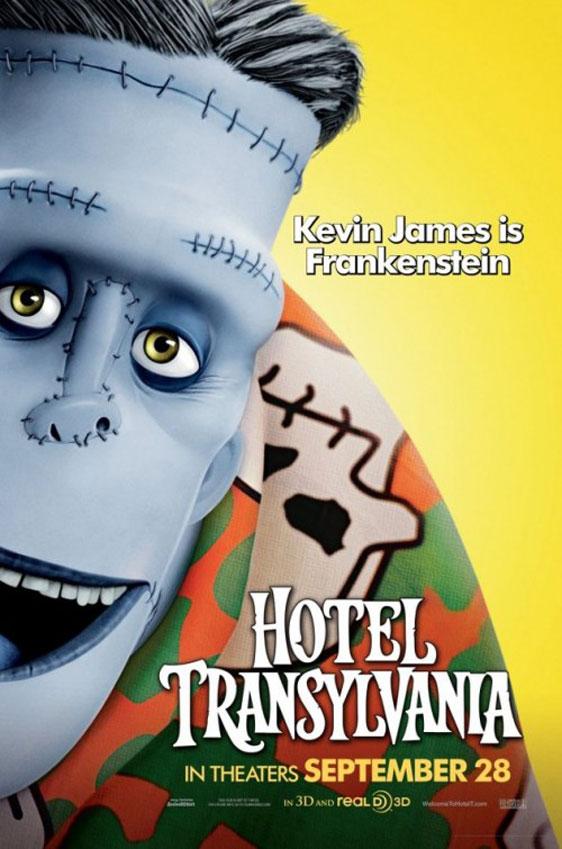 Hotel Transylvania Poster #14