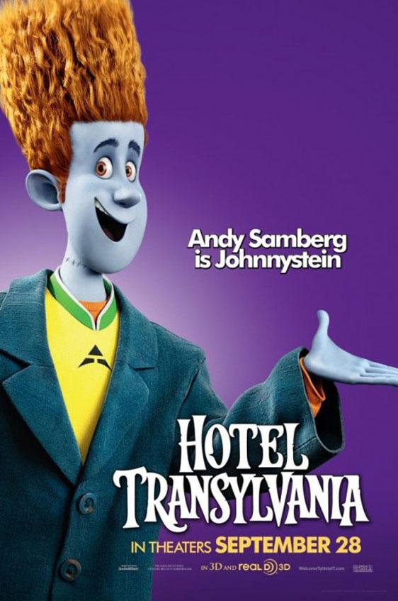 Hotel Transylvania Poster #18