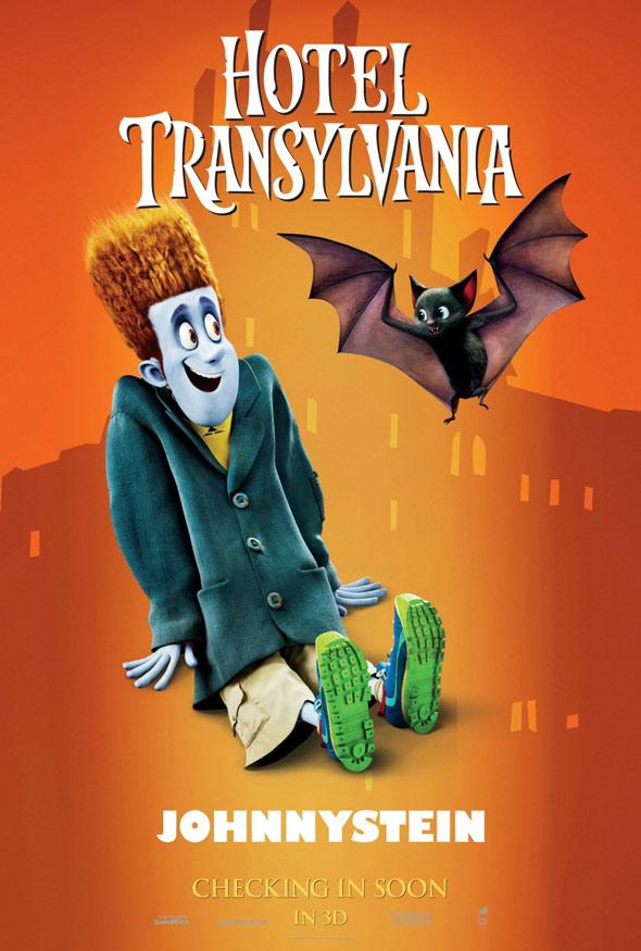Hotel Transylvania Poster #6