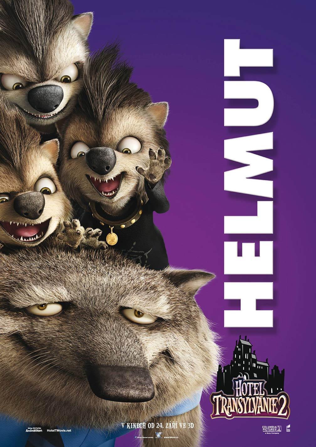 Hotel Transylvania 2 2015 Poster 4 Trailer Addict