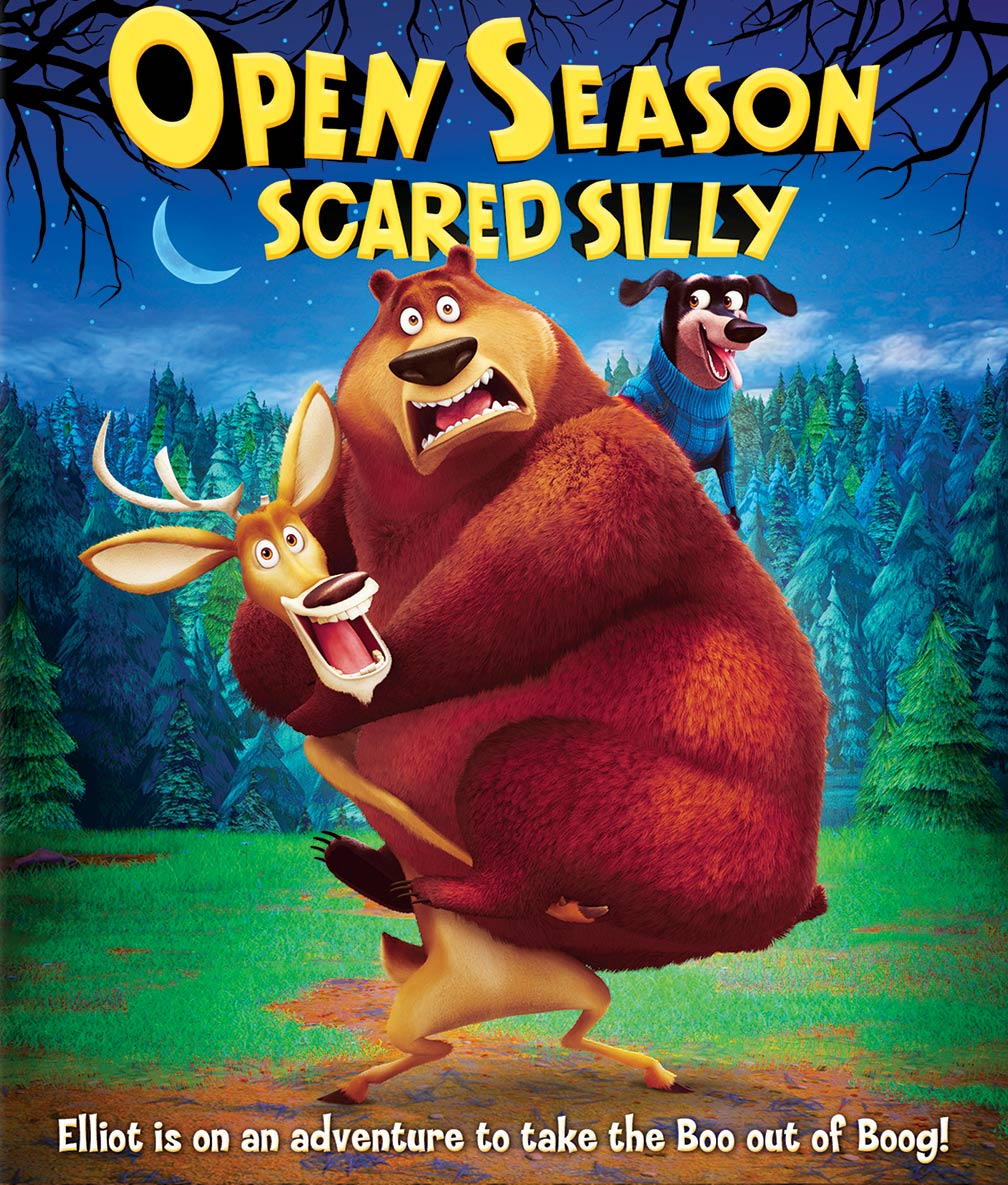 Open Season: Scared Silly Poster #1