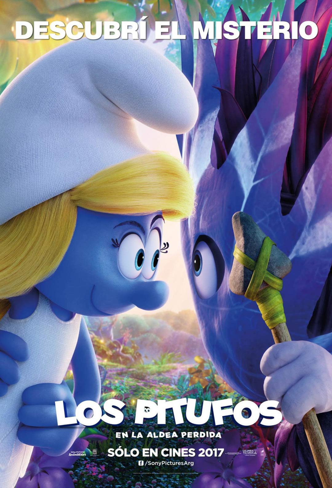 Smurfs: The Lost Village Poster #3