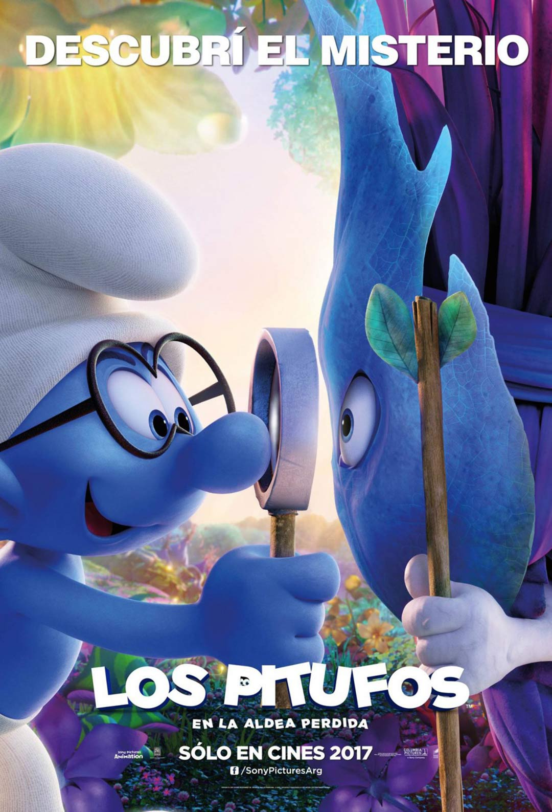 Smurfs: The Lost Village Poster #5
