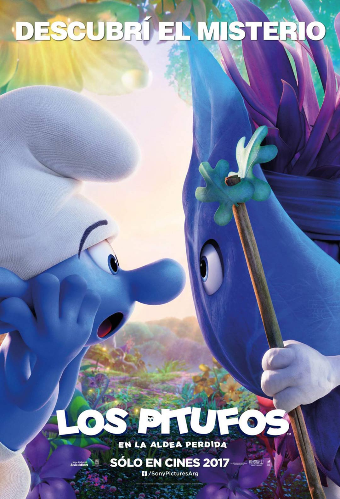 Smurfs: The Lost Village Poster #6