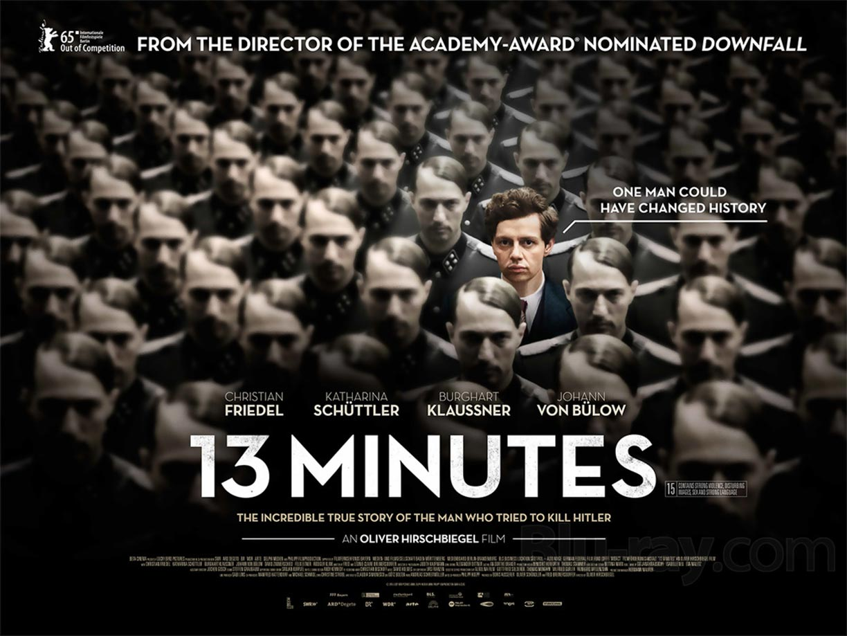 13 Minutes Poster #1