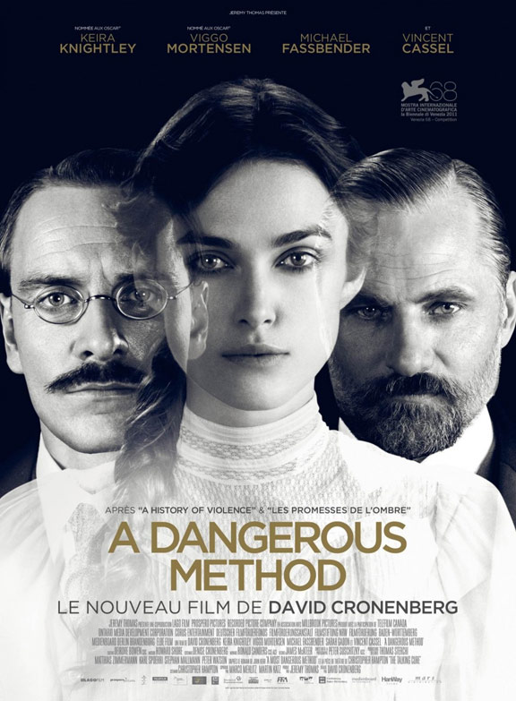 A Dangerous Method Poster #1