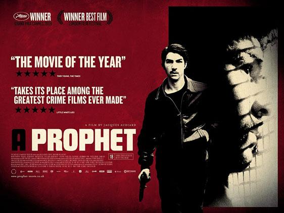 A Prophet (Un prophète) Poster #2