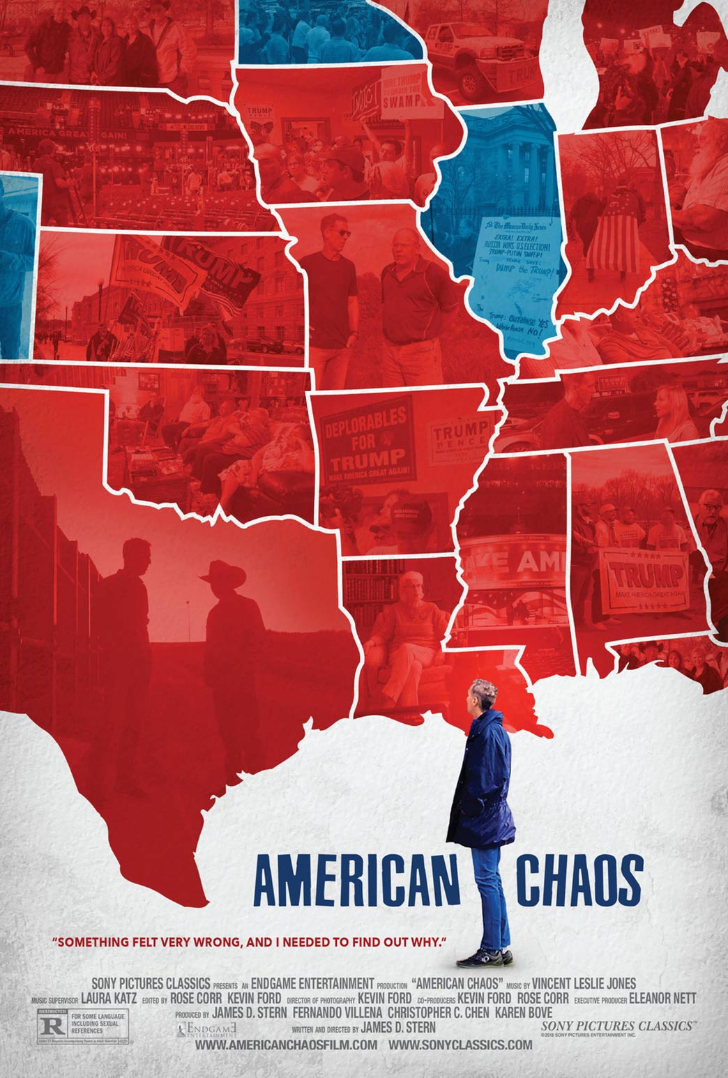 American Chaos Poster #1