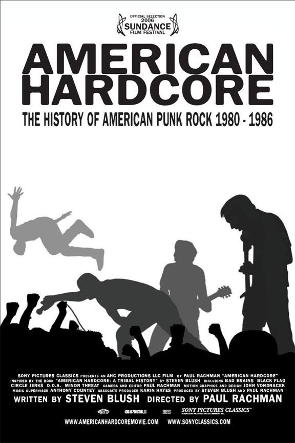 American Hardcore Poster #1