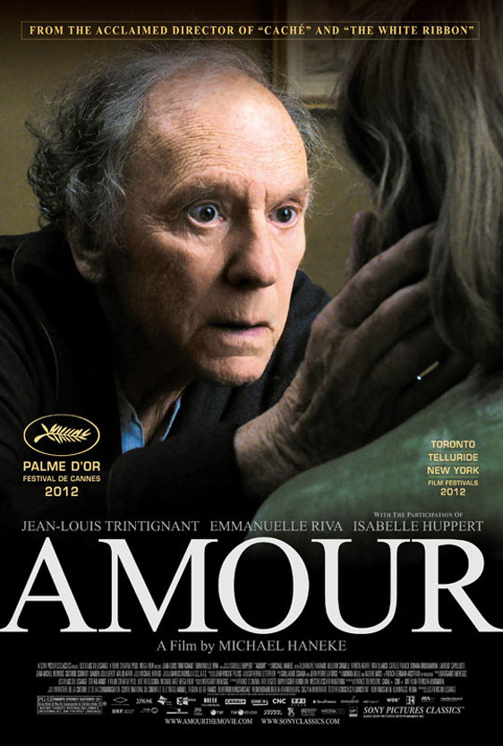 Love (Amour) Poster #2