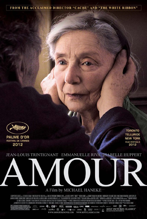 Love (Amour) Poster #1