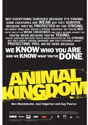 Animal Kingdom Poster #4