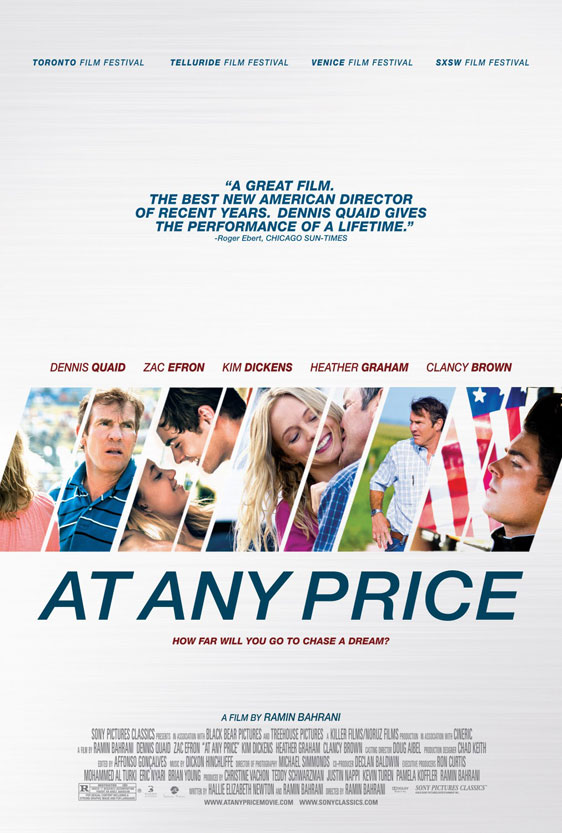 At Any Price Poster #1