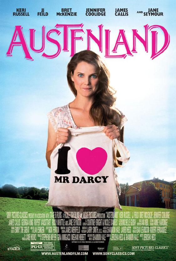 Austenland Poster #1