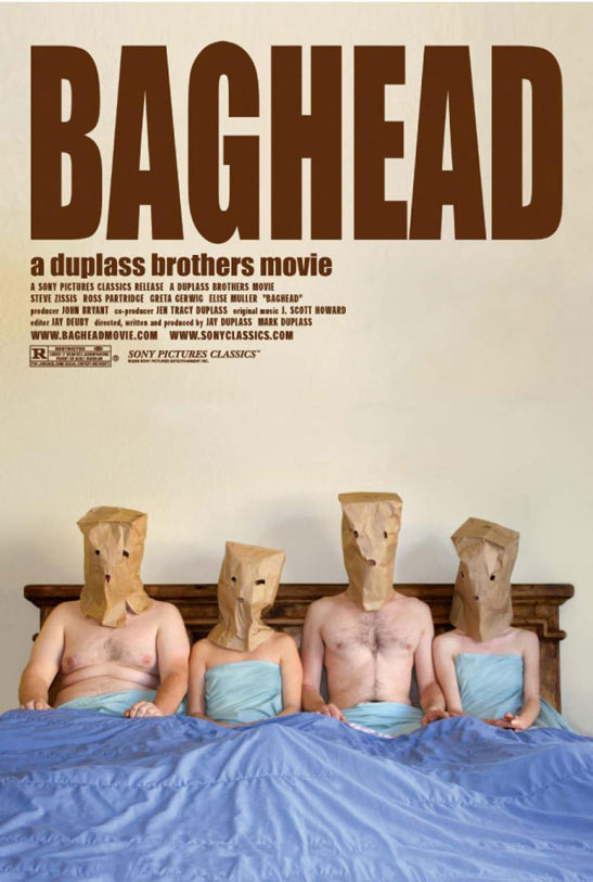 Baghead Poster #1