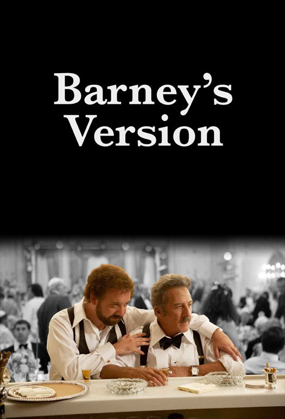 Barney's Version Poster #1
