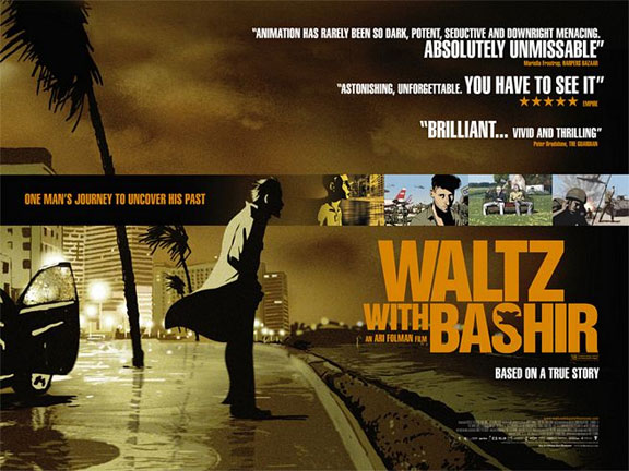 Waltz With Bashir Poster #3