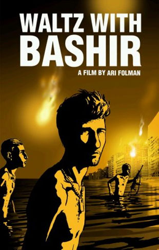Waltz With Bashir Poster #1