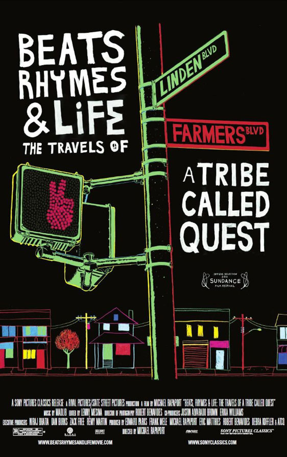 Beats, Rhymes & Life: The Travels of A Tribe Called Quest Poster #1