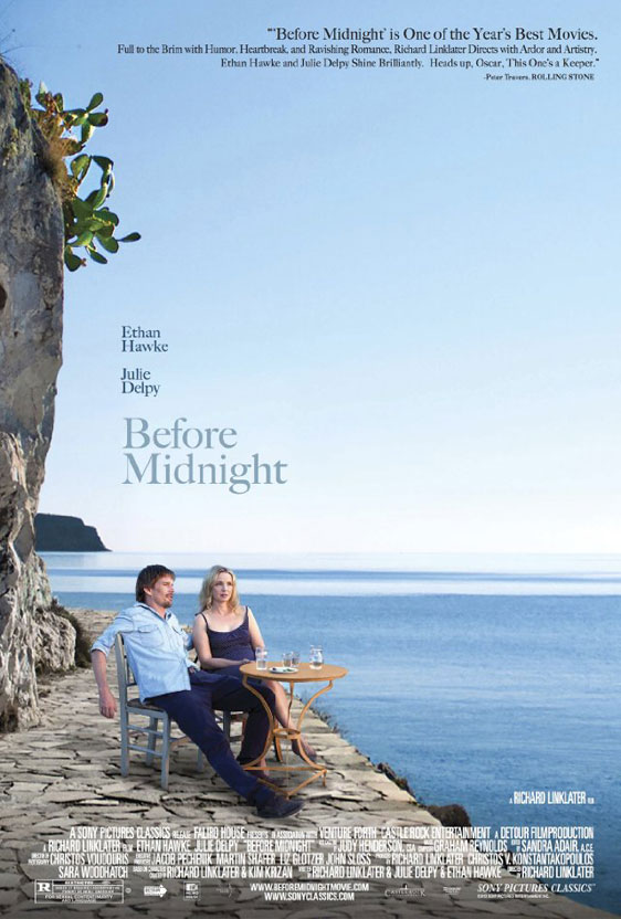 Before Midnight Poster #1