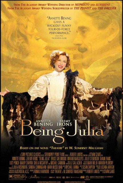 Being Julia Poster #1